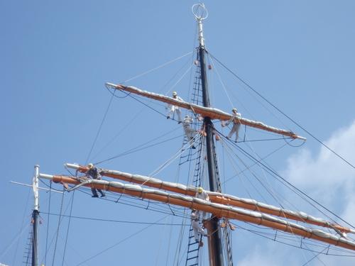 Sail Training Ship NIPPON MARU-Ⅱ